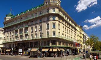 Direkt an der Oper: Das Bristol Wien