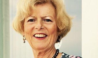 64-jährig verstorben: Hotelmeisterin Marie-Luise Rühmann.