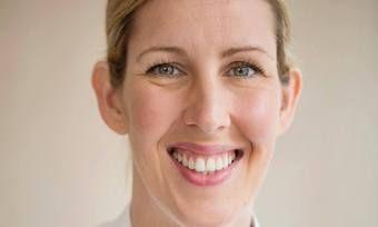 Bekanntes Gesicht in der Londoner Kochszene: Clare Smyth (39).