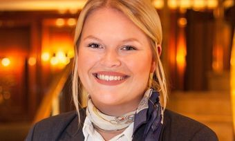 Theresa Harff will Bachelor Hotel Management werden
