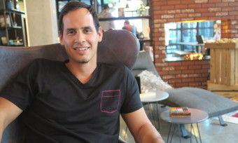 Moxy-Captain Markus Juan Pérez Lieb: Spaß statt Schlafen steht im Vordergrund