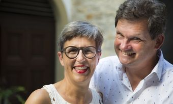 Wirte, Winzer und Hoteliers in Franken; Eva Pfaff-Düker und Ralph Düker