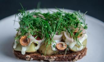 Neue Nordische Küche: Im Sæson gibt es Smørrebrød