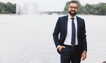Junge Touristen im Visier: Novum-CEO David Etmenan