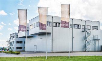 Food-Knowhow: Die Unternehmenszentrale der Sandergruppe in Wiebelsheim
