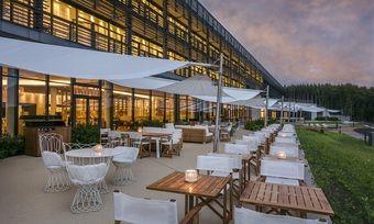Gesunder Luxus: Die Seezeitlodge im Saarland