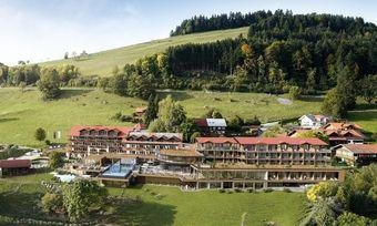 So soll's aussehen: Das Bergkristall Resort nach dem geplanten Umbau
