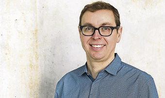 """Stefan Brehm: """"Es gilt, dem Betrieb ein neues zentrales Nervensystem zu verpassen"""""""