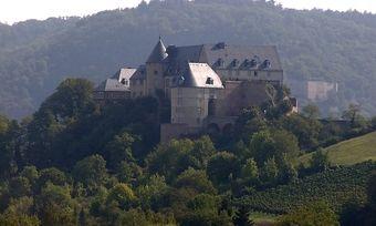 Neu beim VCH: Das historische Tagungshaus Ebernburg