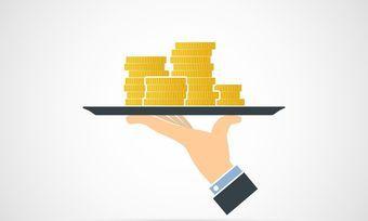 Bare Münze: Es gibt mehr Geld für Restaurantfachleute und Kollegen