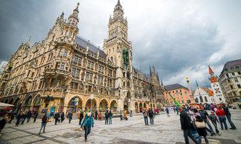 Trotz vieler Neueröffnungen: Die Hoteldichte in München ist gering