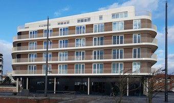 Hereinspaziert: Das neue Liberty in Bremerhaven empfängt die ersten Gäste.