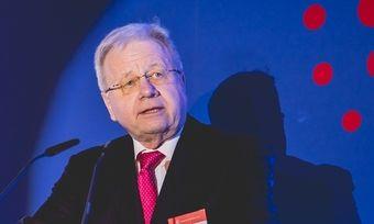 Freude über den Award: Professor Karl Born