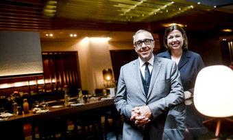 Freuen sich auf die Gäste: Der Direktor für Development und Acquisation bei Event Hotels Michael Bauer und General Manager Sandra Epper (Nikko)