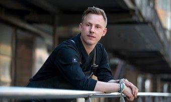Neue Position: Stefan Barnhusen steigt vom Sous Chef zum Küchenchef auf