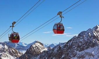 Bergregionen im Auftrieb: Die Skisaison ist für viele Österreicher gut gelaufen