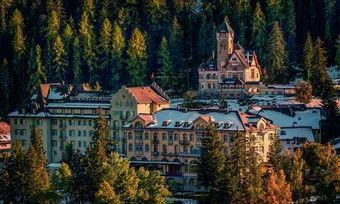 Wird neu hergerichtet: Der Club Schweizerhof, bald unter der Marke Aldiana