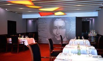 Offen für junge, ehrgeizige Köche: Das Restaurant Clara im Kaisersaal Erfurt