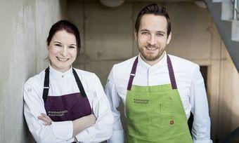 Starkes Team: Sonja Baumann und Erik Scheffler