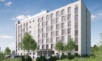 So soll es werden: Super 8 Hotel in Oberhausen