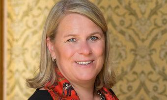Stellt sich einer neuen Aufgabe: Tina Groth-Müller zeichnet für das Commercial Büro der Hessischen Hausstiftung verantwortlich