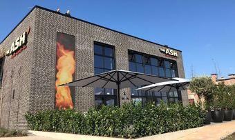 Neues The Ash in Aachen: Das geplante Gebäude soll dem Freestander in Bochum ähneln