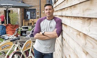 Ideen am laufenden Band: Hotelier Jens Sroka entwickelt immer wieder Neues.