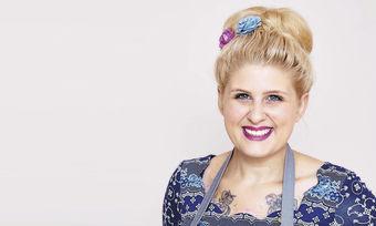 Hat das Kochen von der Pike auf gelernt: Ihre Ausbildung zur Köchin absolvierte Lisa Angermann bei 2-Sterne-Koch Peter-Maria Schnurr im Restaurant Falco in Leipzig.