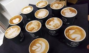 Kaffee vom Service-Bund: Die Marke Sourcer steht für hochwertige Heißgetränke aus nachhaltigem Anbau