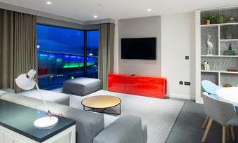 Peppiges Zimmerkonzept: Radisson Red ist seit einem Jahr in Glasgow vertreten.
