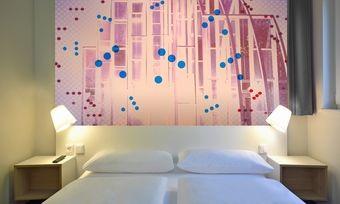 Neue Betten für den Großraum Köln: So präsentiert sich das neue B&B Hotel Troisdorf