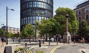 Eine runde Sache: Das künftige Art'hotel London Hoxton