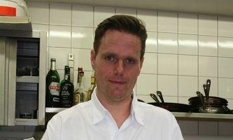 Neue Wirkungsstätte: Henrik Weiser, hier noch an einer seiner früheren Stationen, kocht demnächst in Bad Hersfeld