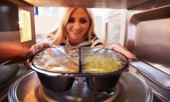Mitnehmen und aufwärmen: Dadurch sollen weniger Lebensmittel in der Tonne landen