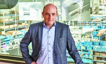 Neue Aufgabe: Rudi Seubert wird Geschäftsführer der Winterhalter Deutschland GmbH