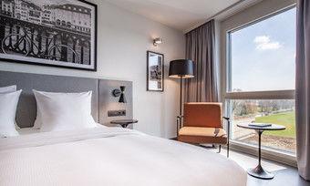 Mehr Komfort für den Gast: Das Radisson Hotel in Zürich positioniert sich im gehobenen Segment