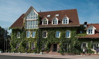Bekommt ein neues Wellness-Konzept: Das Hotel Zeller in Kahl am Main
