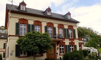 Villa mit Historie: Bereits im 19. Jahrhundert nächtigten hier Kurgäste