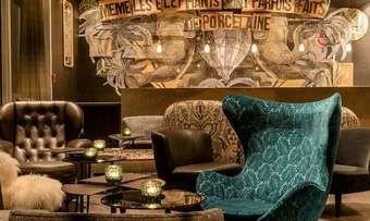 Besonderes Design und die Farbe Türkis: Dafür ist die Marke Motel One bekannt.