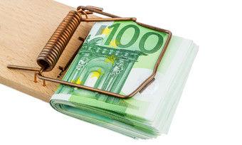 Die Schuldenfalle: Im Gastgewerbe leider gängig