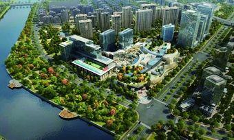 Spektakuläre Lage: Das neue Kempinski befindet sich am Canal Grande in Hangzhou