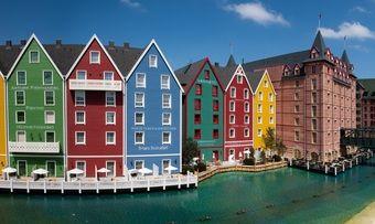 Die Location: Der Hotel Design & Technik Kongress findet dieses Jahr im Krønasår im Europa-Park Rust statt