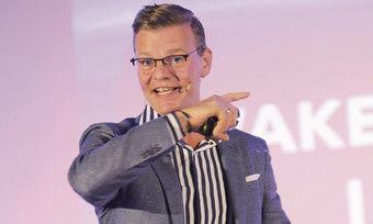 Er klärt über den Mice-Markt auf: Bernd Fritzges, Vorstandsvorsitzender des Verbands VDVO.