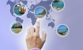 Begehrte Reisebuchung: Bei Holidaycheck suchen viele Internetnutzer nach Angeboten und Packages
