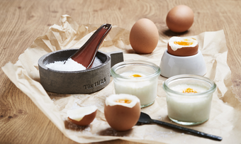 Nachhaltigkeitsoffensive: Im Idealfall kommen die Eier aus biologischer Landwirtschaft