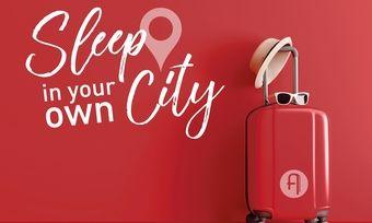 """Neue Kampagne: """"Sleep in your own City"""" von Arcotel"""
