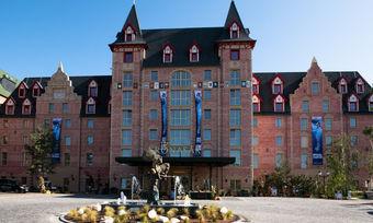 Veranstaltungsort: Das Krønasår im Europa Park in Rust
