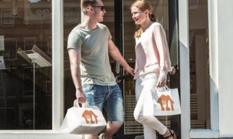 Steht gut da: Lieferando hat seine Bestellungen um 103 Prozent gesteigert