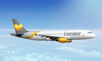 Kredit genehmigt: Für den deutschen Ferienflieger Condor geht es erstmal weiter