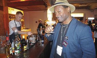 Das Who's who der Barzene: Rum-Botschafter Ian Burrell